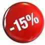 -15% Piernas Ligeras
