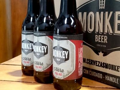 Cena Maridaje Cervezas Monkey
