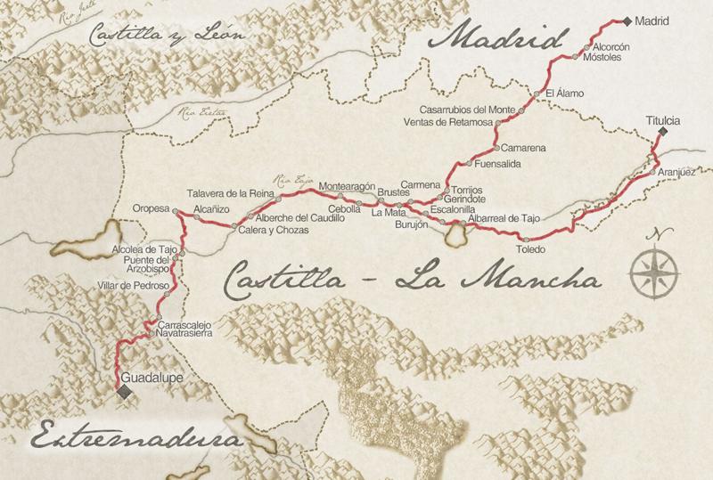 Camino de Guadalupe
